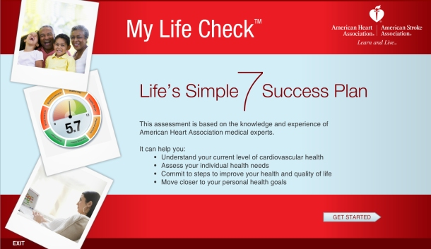 Life's Simple 7 Success Plan / American Heart Association