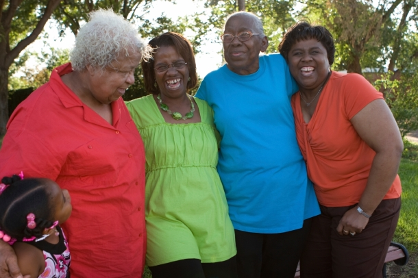 Grandparents Day and Assisted Living Week