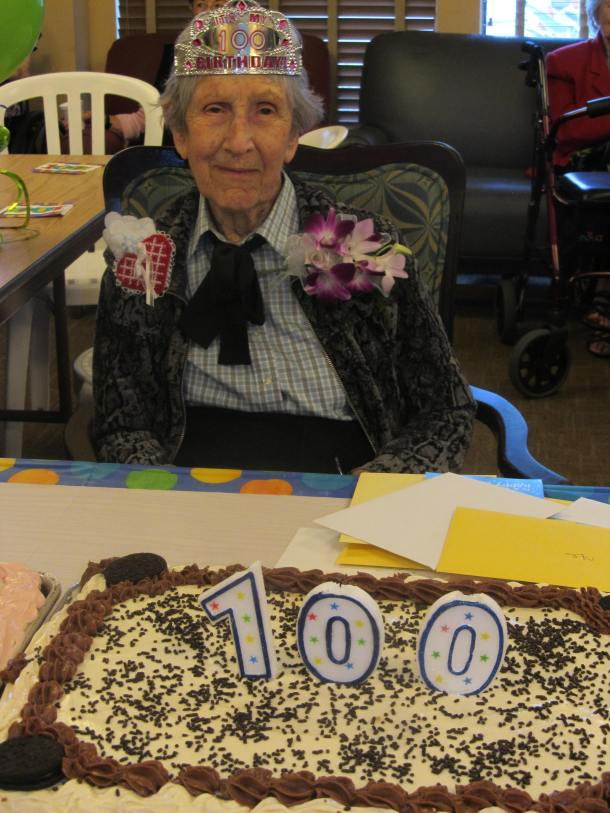 Huntington Terrace 100th Birthday