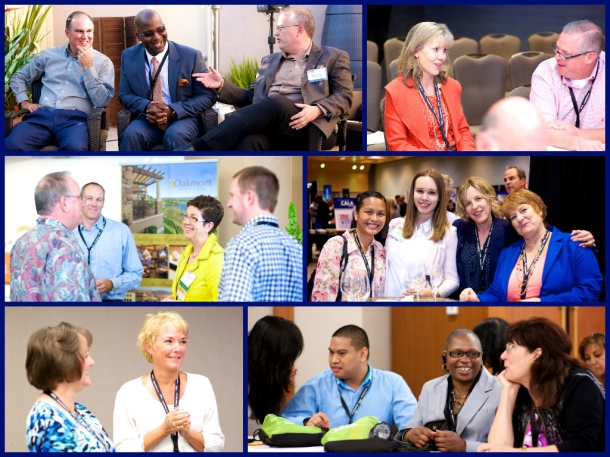 CALA 2014 Spring Conference & Trade Show Networking