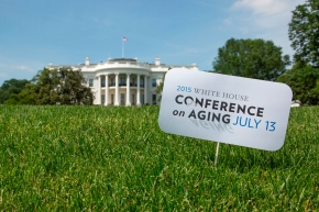 Participate in the White House Conference on Aging on Monday, July 13th