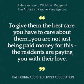 5 Tips from Outstanding Caregivers for Random Acts of KindnessDay