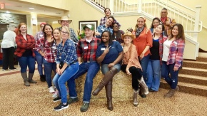 The Pines at Rocklin Hosts Harvest Festival, Gives Back toCommunity