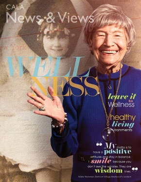 CALA News & Views, Issue 29: Wellness