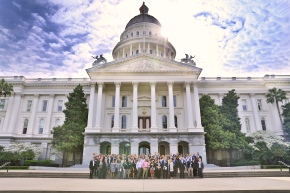 CALA's Advocacy Day: Bringing Providers and Legislators Together to Benefit Residents