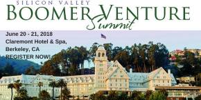 Silicon Valley Boomer Venture Summit: Investment, Impact, and Opportunity in the Longevity Marketplace