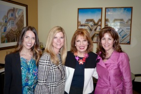 Congresswoman Jackie Speier Meets with Residents of Atria at Foster Square