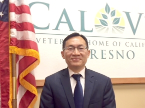 Veterans Home of California, Fresno Employee Receives USC Scholarship for CALA Members