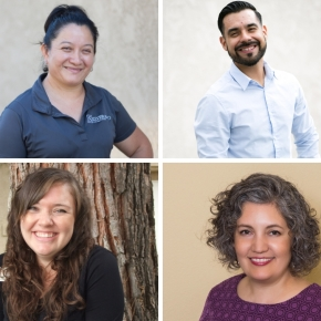 2018 Excellence in Service Award Recipients for Southern California