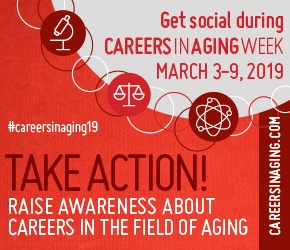 Raise Awareness About the Senior Living Profession During Careers in Aging Week