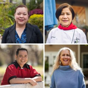 2019 Excellence in Service Award Recipients for NorthernCalifornia